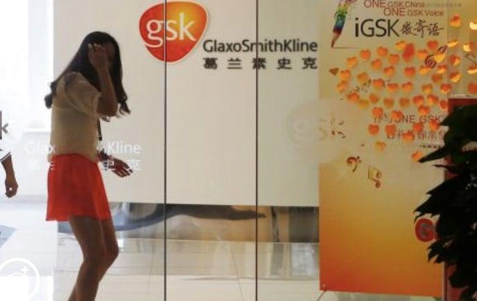 Caso de Glaxo y China